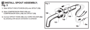 Wall Mount Intelligent Sensor Washroom Faucet