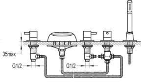 Detail additionally 411023903481397480 further 4 together with Detail likewise Roman Tub Faucet Installation Instructions. on jacuzzi tubs for bathroom