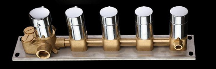 Oil Rubbed Bronze Finish Ultra Shower Set