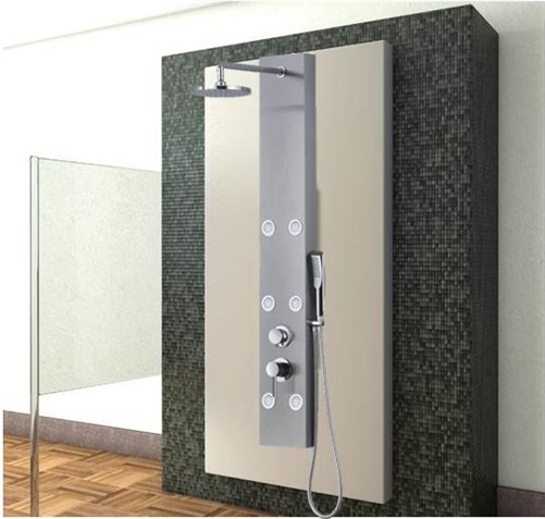 Fontana Piero Shower panel H704 - All in One Installation Manuals