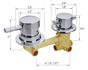 1-Shower-Mixer-2-3-4-OR-5-Way-Water-Outlet-Mixing-Valve-FS6120CM